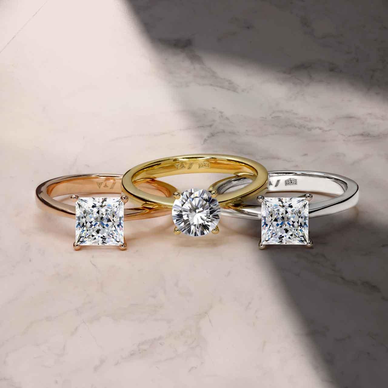 Gordon Max - The World's Finest Eco-Diamond & Cultured Diamonds